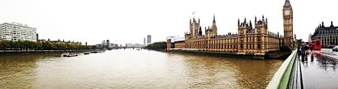 Big Ben panorama